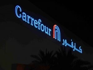 Carrefour unveils around 60% increase in online customers