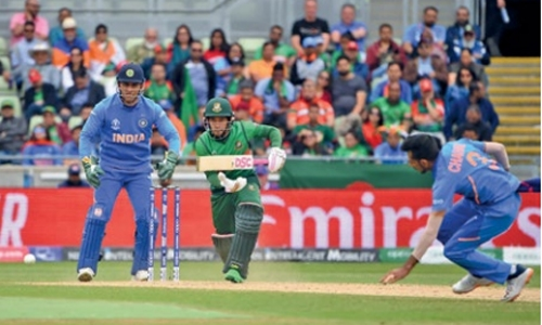 Bangladesh coach proud of team's fight