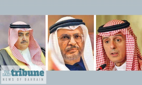 Gulf nations rap Qatari inaction at summit