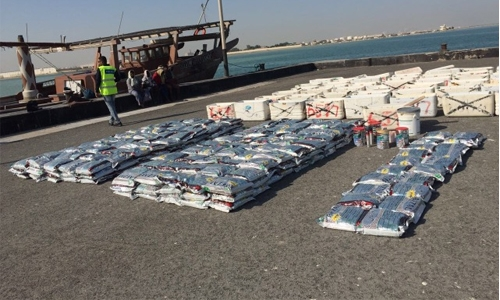 420kilogram Tobacco seized in Bahrain