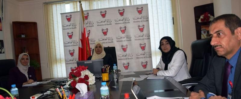 Bahrain officials take part in WHO regional virtual meeting