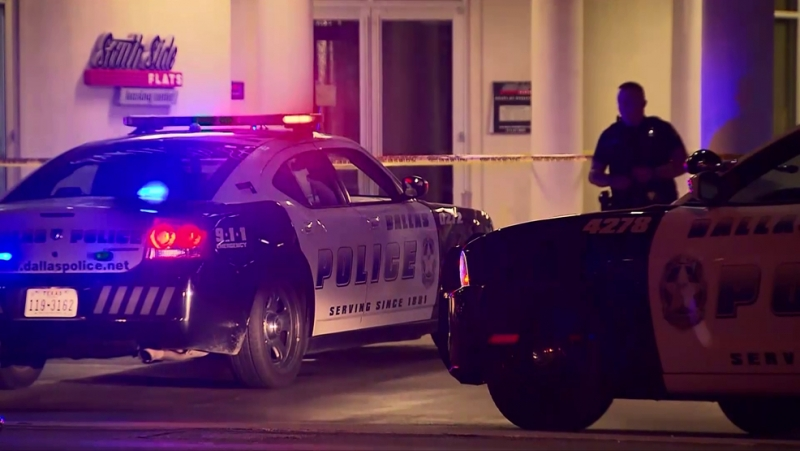 Cop walks into wrong apartment, kills man