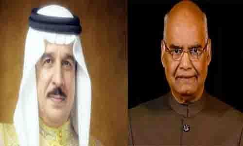 HM King congratulates Indian president on Republic Day