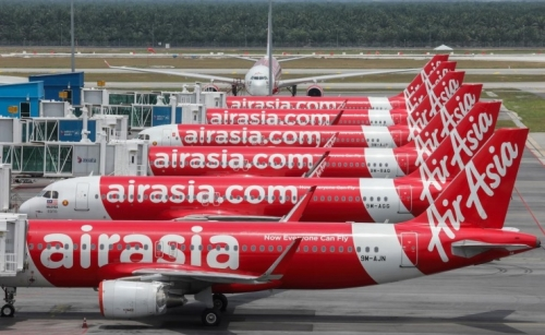 AirAsia in trading halt after auditor flags 'going concern' doubts