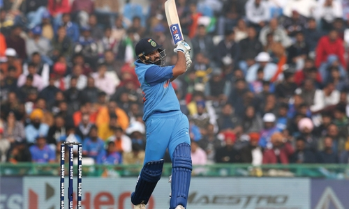 Rohit's 208* powers India to victory
