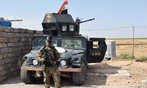 Baghdad launches Kirkuk operation