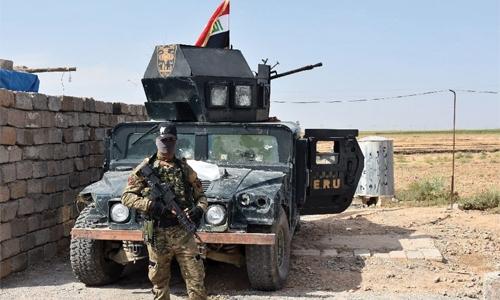 Baghdad launches Kirkuk operation