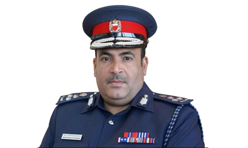 Bahrain's accident rates lowest in region: Traffic Director-General