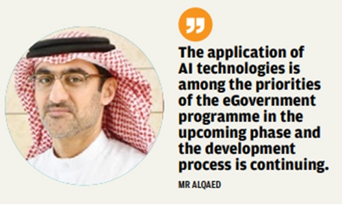 'Artificial Intelligence a major priority of eGovt Programme'