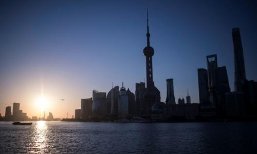 Hottest day ever in Shanghai as heat wave bakes China