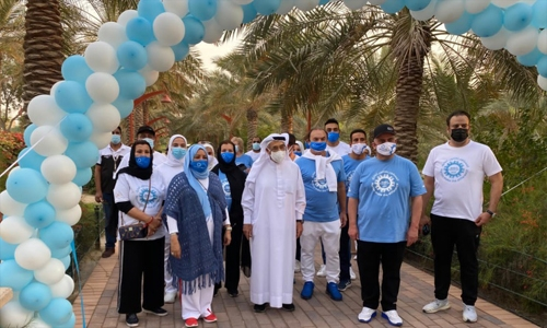 Bahrain marks World Diabetes Day