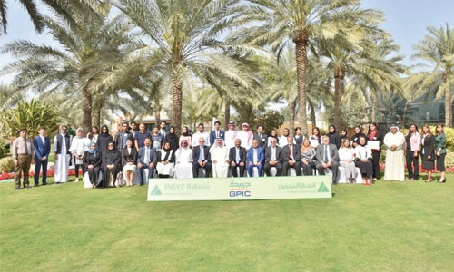 INJAZ Bahrain hosts Young CEO's Programme