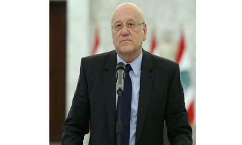 Lebanese politicians cast aside differences to agree on government to address crisis