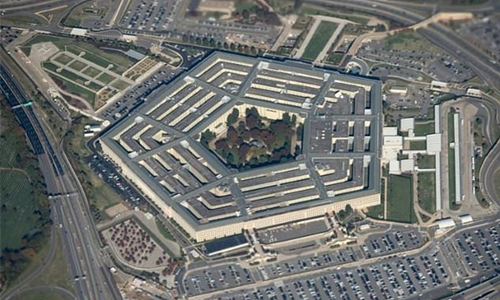 Amazon accuses 'bias' in Pentagon contract