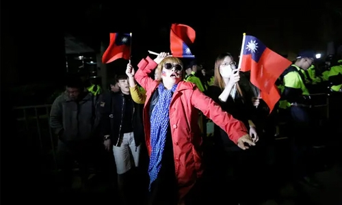 Will Taiwan be the first domino to fall to China?
