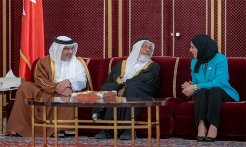HRH Crown Prince's weekly majlis: Commitment to traditions and values