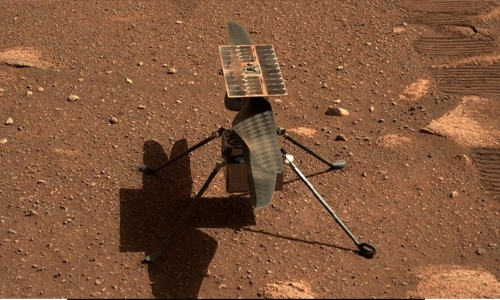 First Mars flight of NASA's Ingenuity mini helicopter delayed