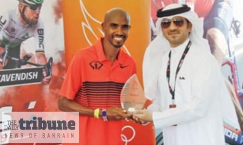 Legends trio of Farah, Cavendish and McCardel set for Ironman 70.3 Bahrain