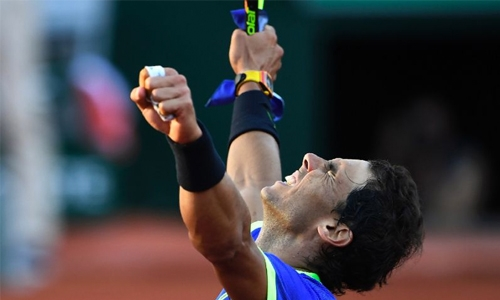 Nadal eyes 10th French Open with injury misery in mind
