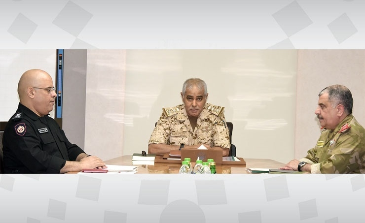 Chief of Staff chairs Joint Defence and Security Committee