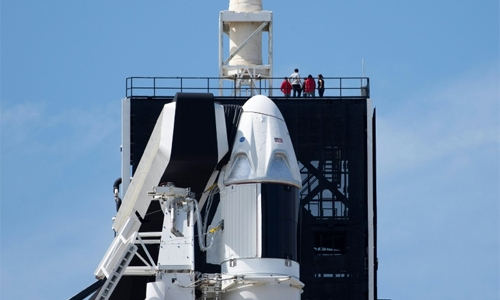 SpaceX, NASA tightlipped on cause of capsule incident