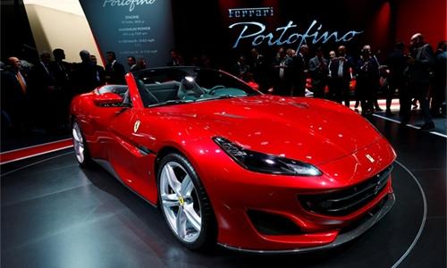 Ferrari forecast turbo-charged by Portofino, Superfast sales