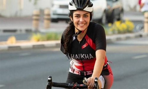 Para-athlete from Bahrain to cycle in Dubai Ride