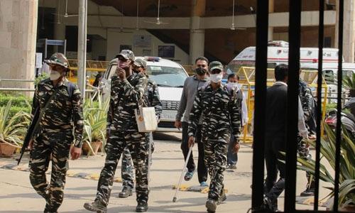 Delhi jails on high alert after shootout in court