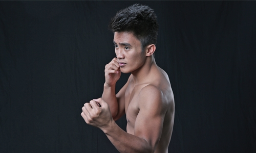 Pa-ac to represent Philippines at Brave 12