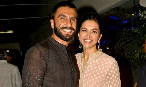 Bollywood stars Padukone, Singh wed in Italy