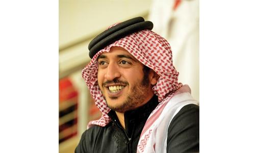 Khalid bin Hamad Theatre Festival workshop today