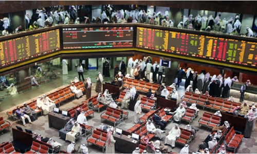 Saudi lead markets higher