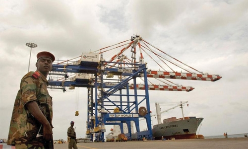 Dubai accuses Djibouti of seizing key port