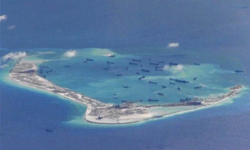 Beijing wants S. China Sea code finished in 3 years