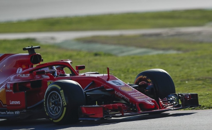 F1 works shutdown extended by two weeks