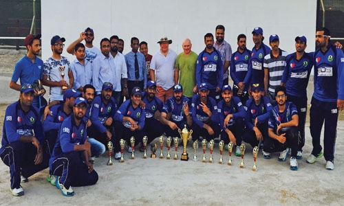 BDS Bassali beat Indian Rising Star by 7 wickets