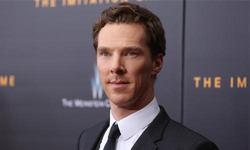 Why Cumberbatch did 'The Grinch'