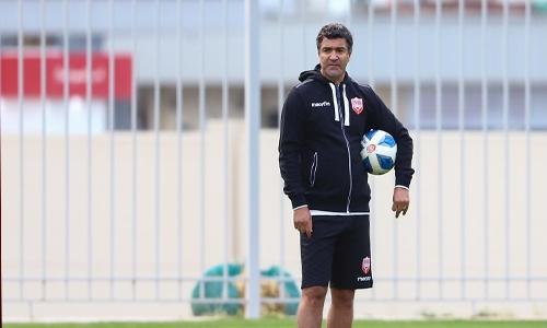 Bahrain set for training camp, friendlies