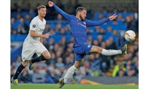 Chelsea reach Europa final