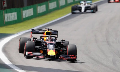 Verstappen wins thriller in Brazil