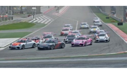 Porsche GT3 Cup set for thrilling season finale supporting F1 Bahrain GP 2019