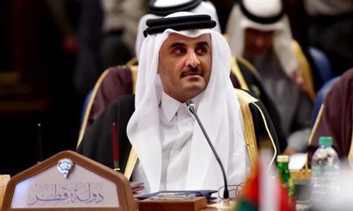 Qatari tribe protests Doha regime's torture