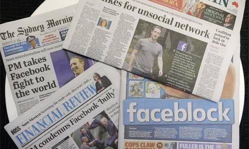 It's Zuckerberg vs Murdoch as Australia mulls new tech law