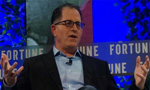 Michael Dell takes long view with 'Dell 2.0'