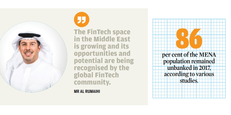 Showcasing Bahrain's FinTech success