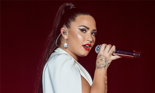 Demi Lovato switched to energy drink and water after rehab