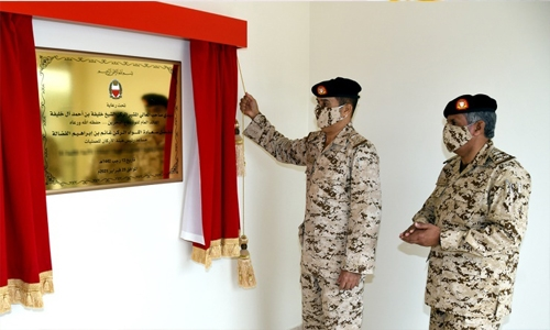 BDF opens new training facility