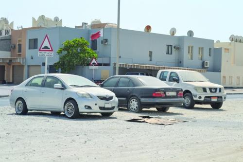 Stuck in neutral, abandoned cars cause an eyesore to Muharraq residents; fill their car parking spaces