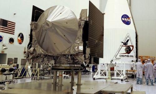 NASA probe reaches destination