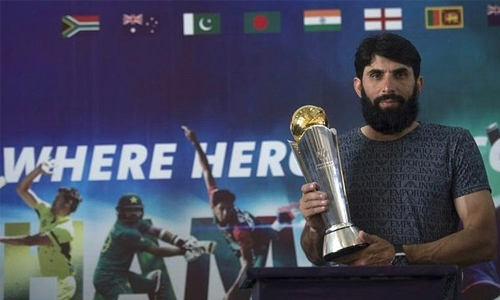 Pakistan's Misbah says to retire after Windies Test